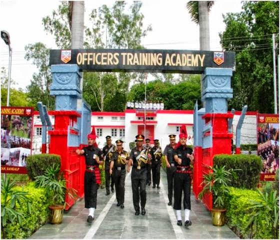 Officers Training Academy OTA Gaya history and training details