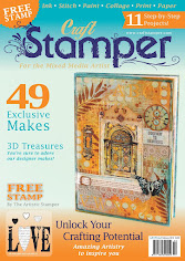 Published in Craft Stamper February 2016
