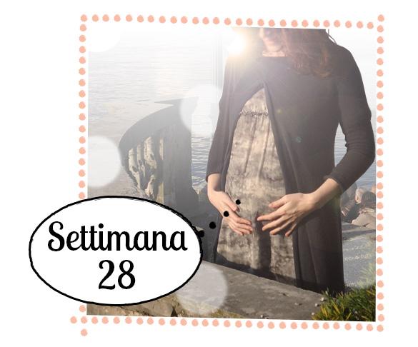 28esima settimana di gravidanza