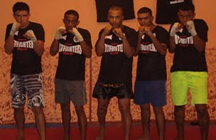 ART FIGHTERS PENHA