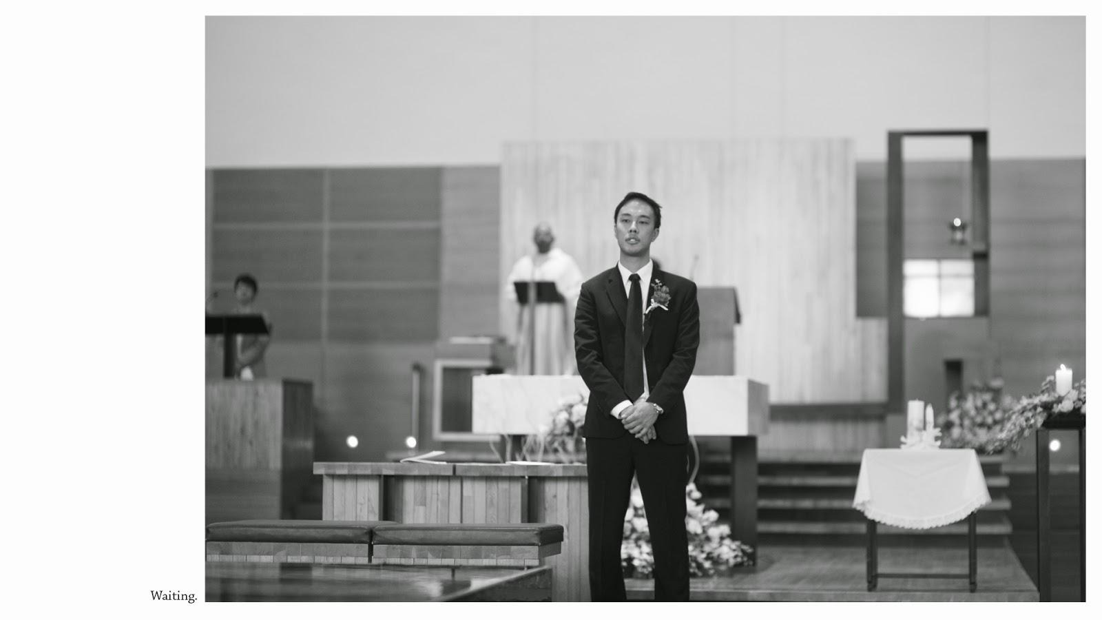 wedding photography singapore sentosa groom