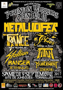 PYRENEAN WARRIORS OPEN AIR III