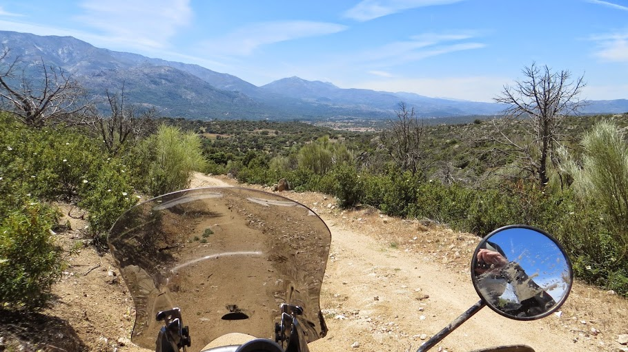 Regreso a gredos mctm motoclub trail madrid - Camino a casa fuenlabrada ...