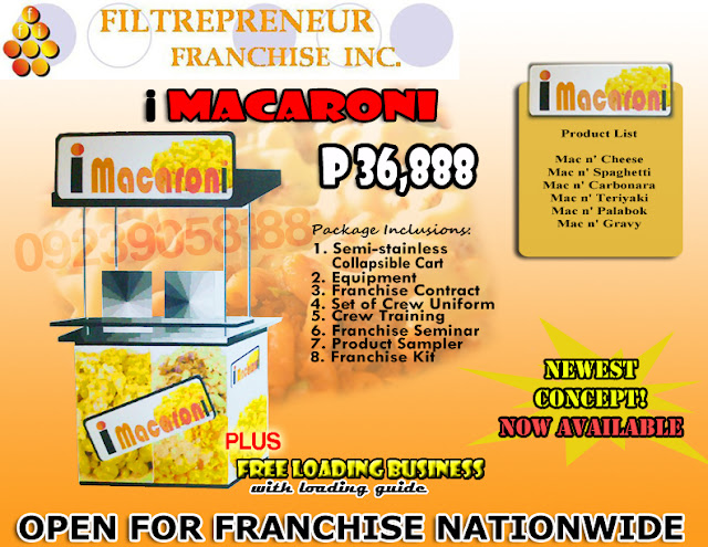 MACARONI FOOD BUSINESS