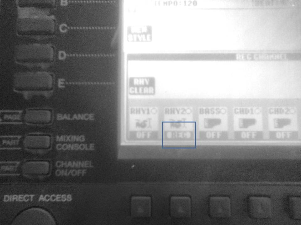 Image Result For Cara Membuat Style Keyboard Yamaha Psr S