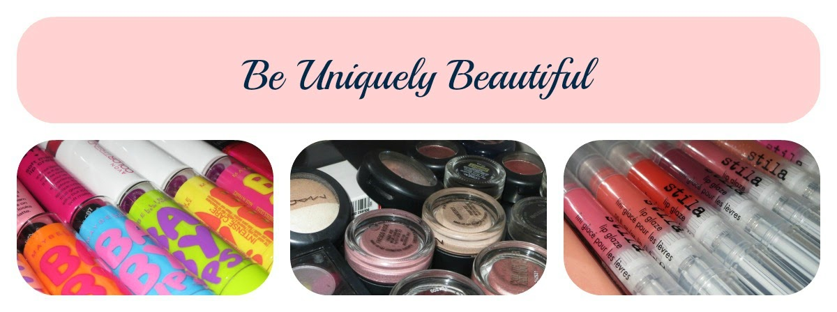 Be Uniquely Beautiful