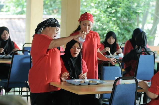 Babak filem Jalan Kembali Bohsia 2
