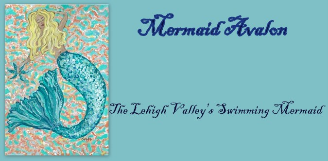 Lehigh Valley's Swimming Mermaid