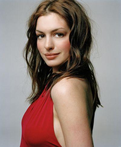 Beauty Anne Hathaway
