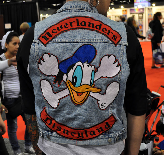 Just A Car Guy Even Disney Fans Have Motorcycle Club
