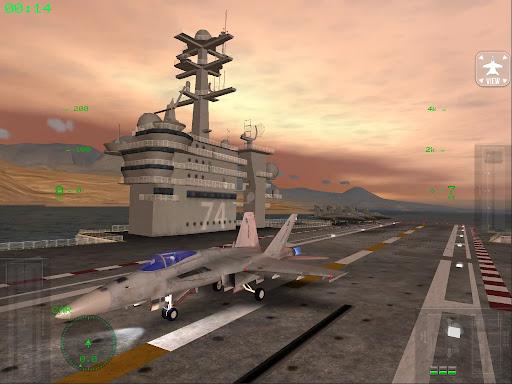 F18 Carrier Landing II Pro 1.0