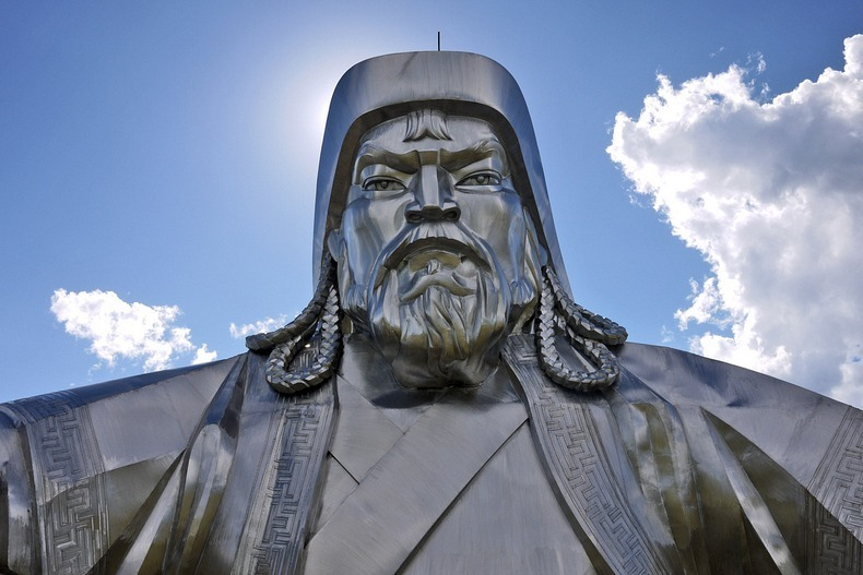 a biography of genghis khan a historic figure Genghis khan set out to this blood-spattered biography opens with a the authors deliver a stirring profile of a distinctly larger-than-life historical figure.