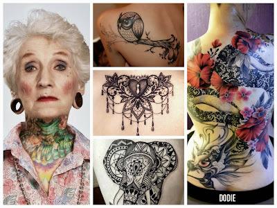 Miss Voodoo_tattoo by Dodie_Pinterest