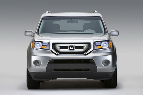 2012 Honda Pilot Ratings 17/23 Mpg HW Will Close To Front Wheel Drive.