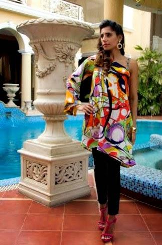 Sonya Jamil Eid Collection 2014 by SJC Deisgns