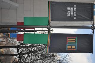 Vist to Minneapolis Institute of Arts
