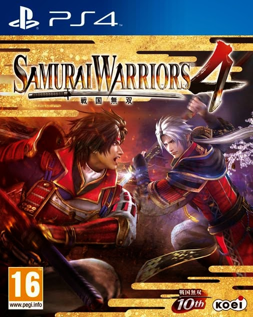 Samurai Warriors 4: Special Anime Pack