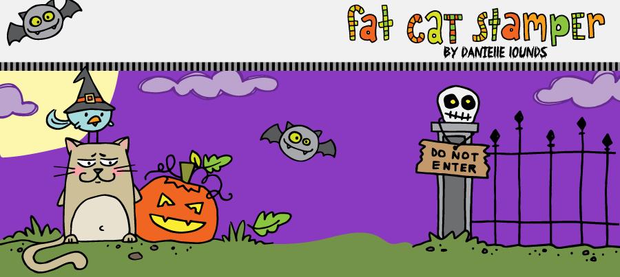 Fat Cat Stamper
