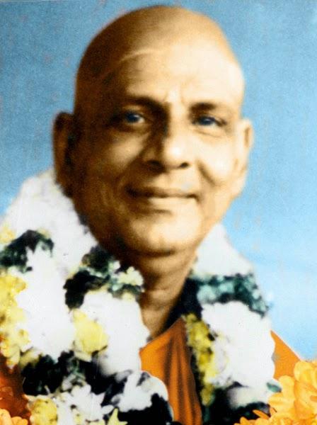 Om Namo Bhagavate Sivanandaya!