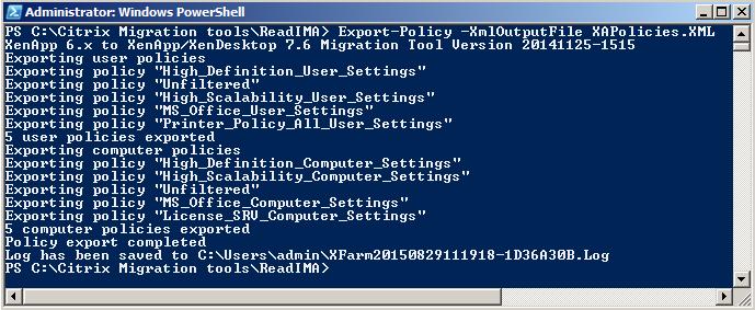 Xml broker in xenapp 65