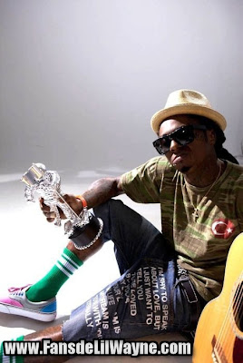 fotos de lil wayne para los mtv video music awards 2011