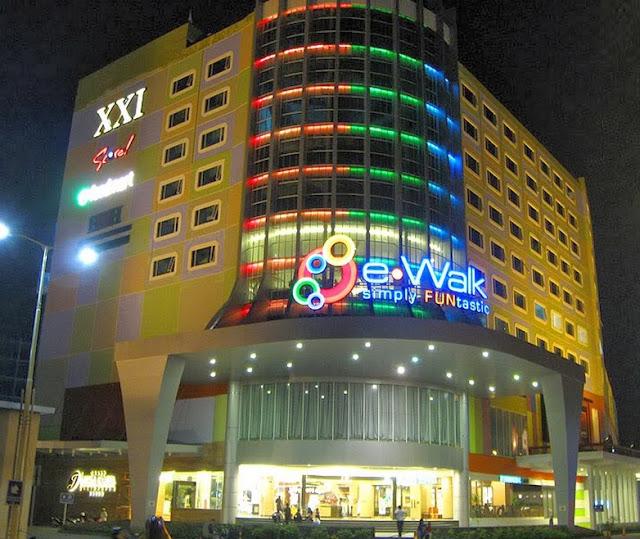 Bioskop E-WALK XXI Balikpapan