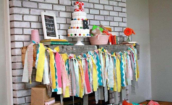 3 ideas para fiestas expr s blog cocott - Ideas originales para decorar la casa ...