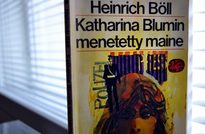 Katharina Blumin menetetty maine