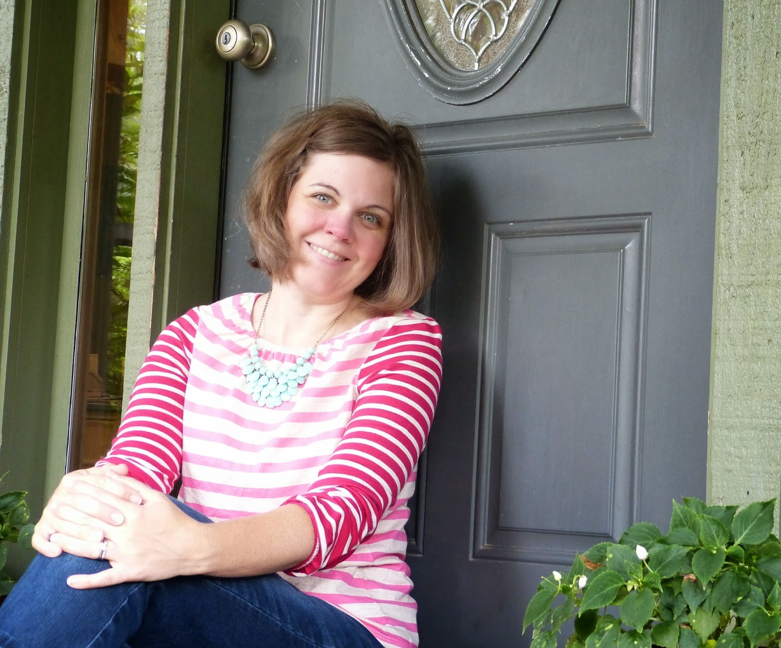 Creating a Beautiful Life on Less Home Tour with Monica...   www.blissfulanddomestic.com