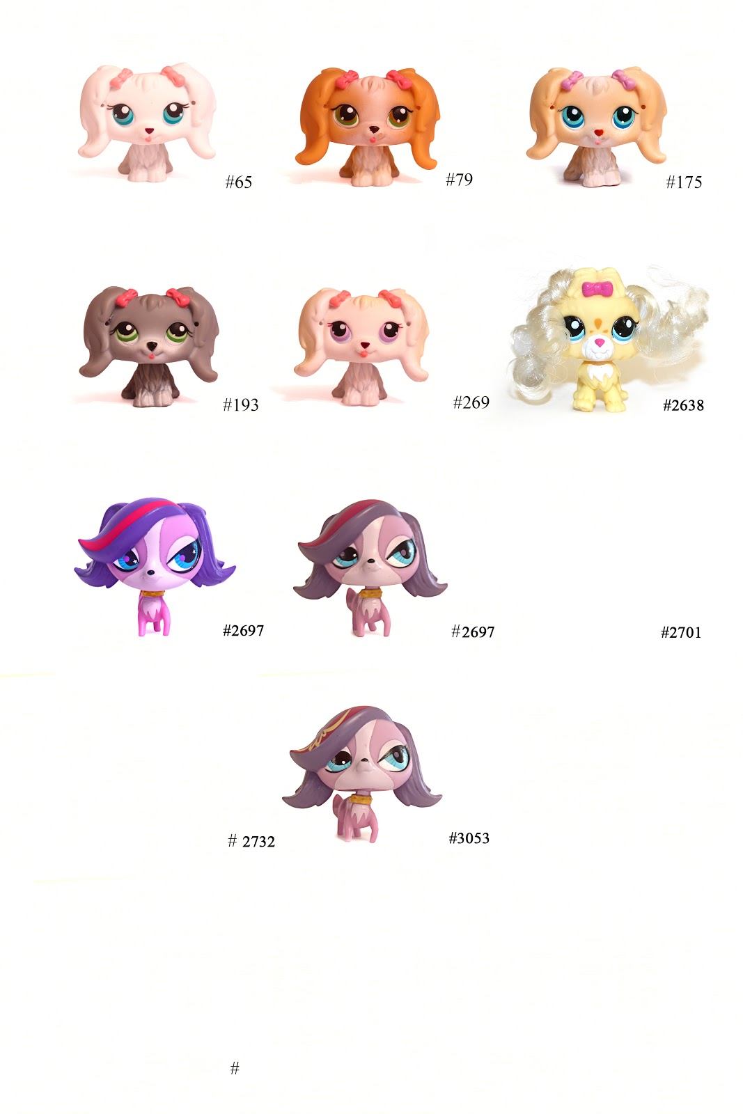 Nicole`s LPS blog - Littlest Pet Shop: Pets: Maltese