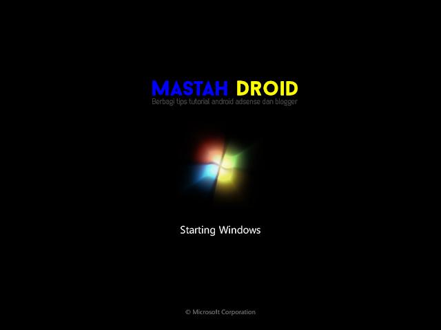 Cara Mengembalikan Boot Windows 7/8/8.1/10 yang hilang