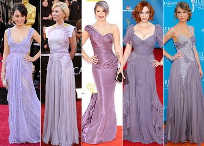 Cor da Moda em 2014
