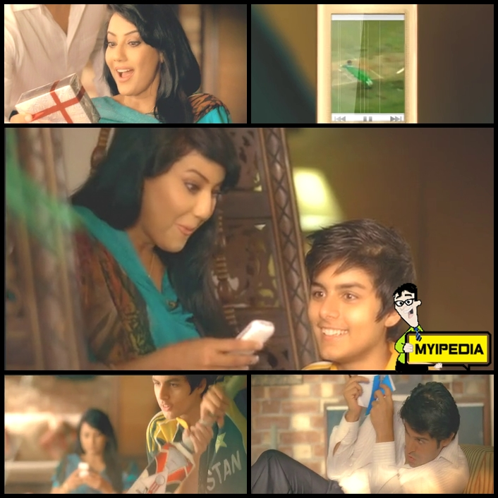 Advance Telecome Nokia TVC - Babrik shah and Naheed shabbir