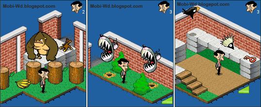Download Game Mr. Bean In The Zoo Jar - MULTI SCREEN
