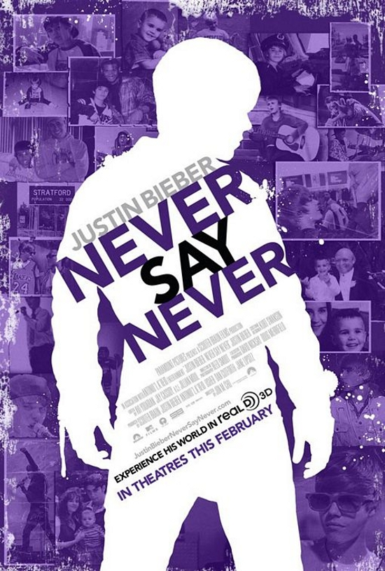 free download Justin Bieber Never Say Never movie and foto scandal