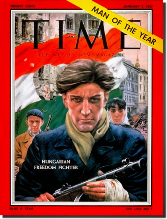 Man OF The Year 1956