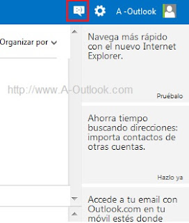 Chatear con usuarios de Gmail desde Outlook