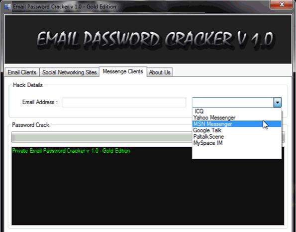 yahoo cracking 2013 zip password crack