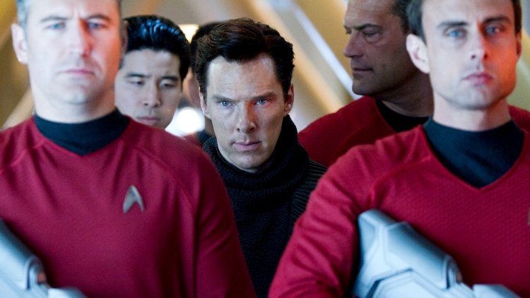 Star Trek Into Darkness Review - Khan