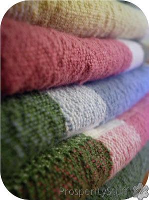 ProsperityStuff Tablecloth-washcloths