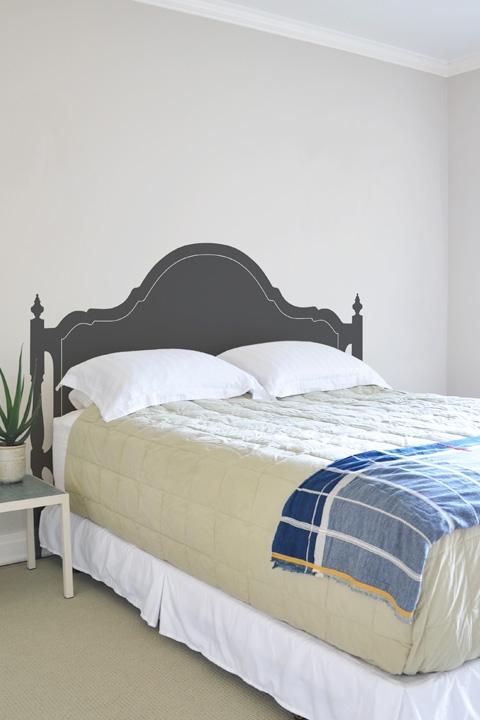 Cabeceros originales decoraci n retro - Ideas para cabeceros de cama ...