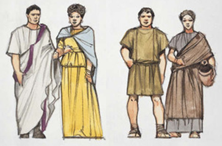 Know Strength: Plebeians and Patricians - Rome's social ...