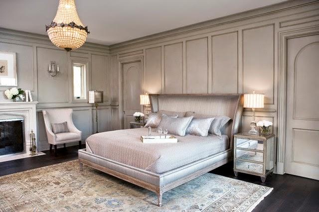 Habitaciones color plata ideas para decorar dormitorios for Muebles juveniles la plata