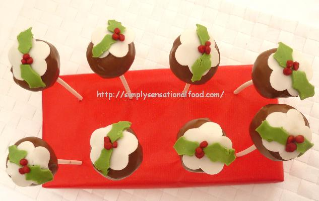 Edible Christmas Cake Decorations To Make
