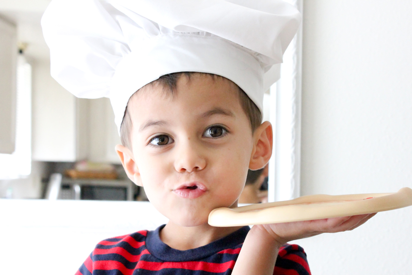 Pizza Chef Hat Easy Chef's Hat That's a