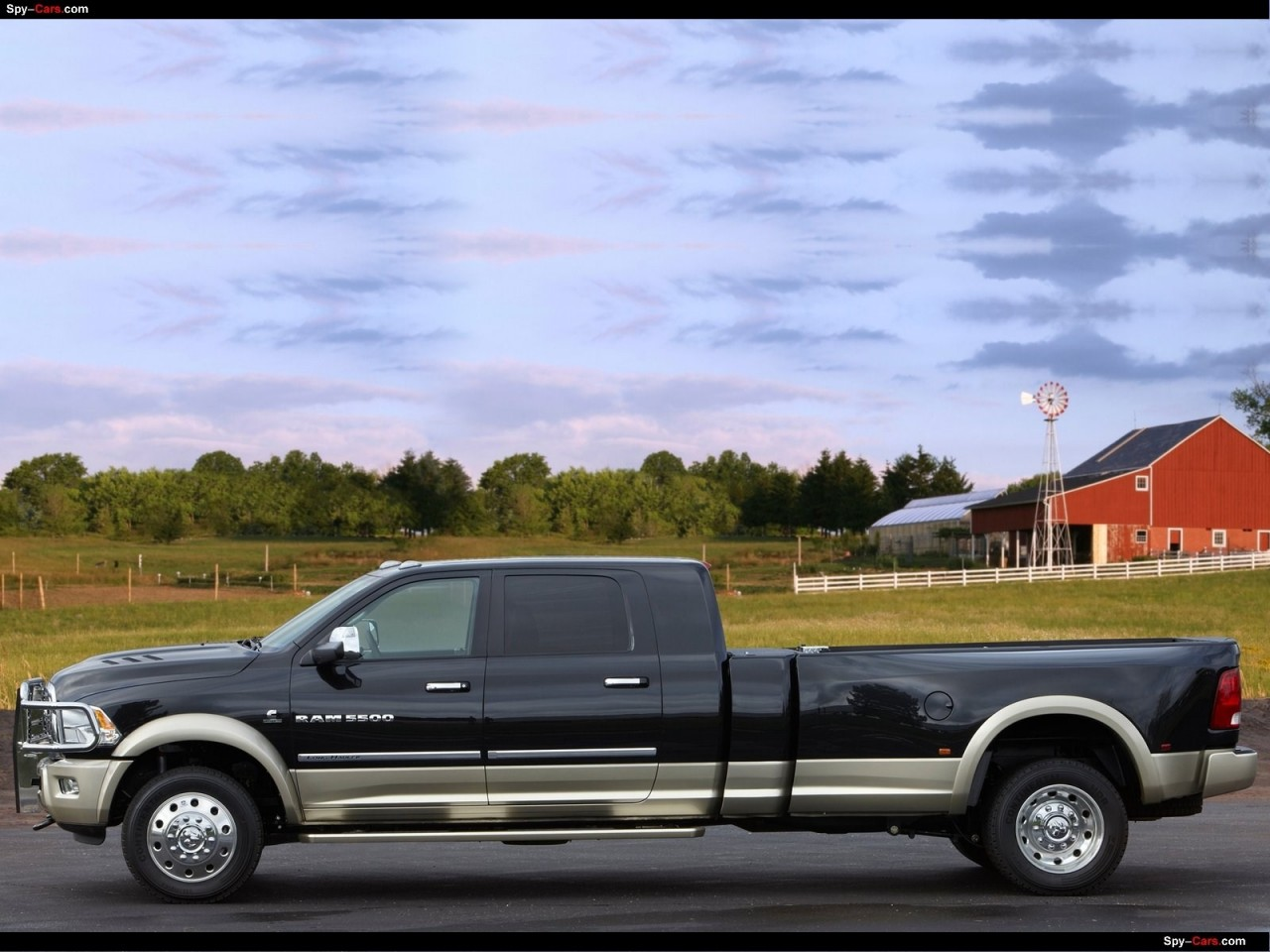 2011 Dodge Ram Long-Hauler Concept
