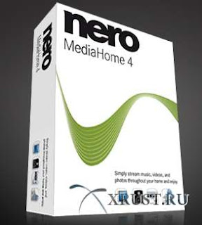 Nero MediaHome 4 Crack with Serial Key full Version Free Download