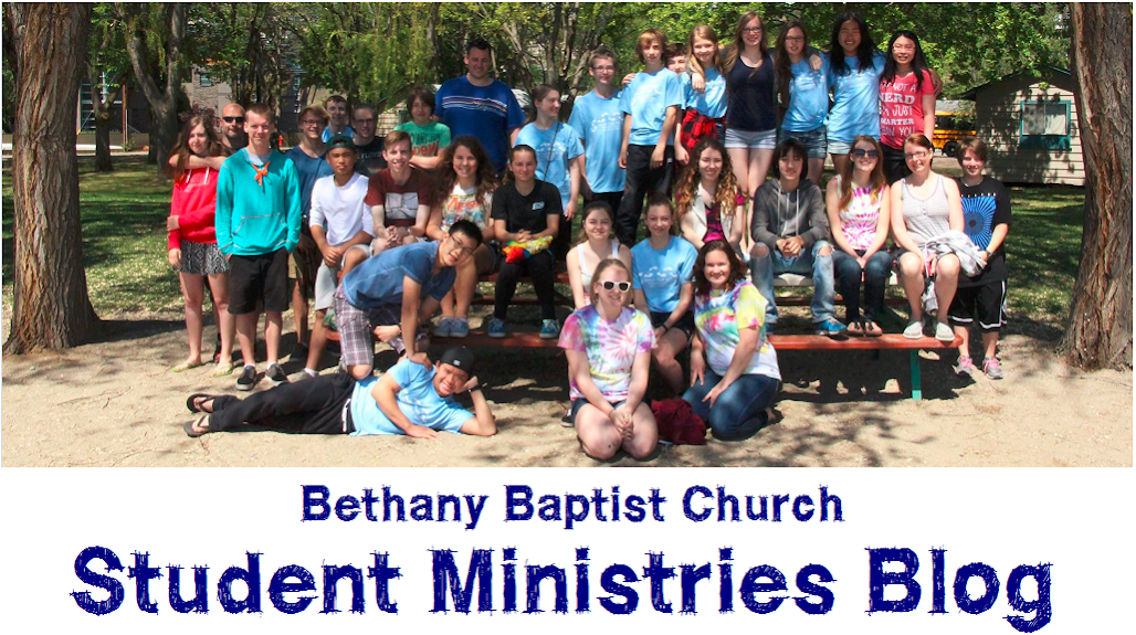 Bethany Baptist Church Student Ministries