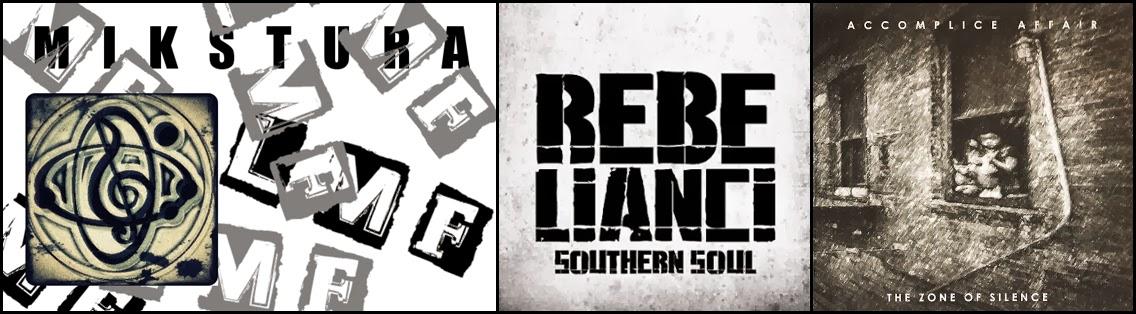 Rebelianci - Southern Soul (EP)
