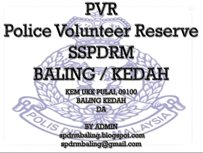 Posted By SSPDRM BALING At 3 23 PM